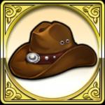 探検者の帽子